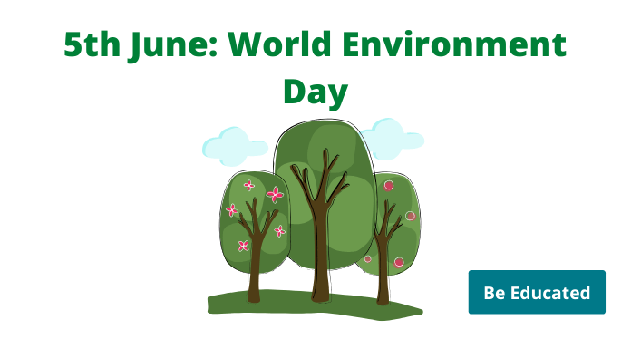 5th June World Environment Day hindi