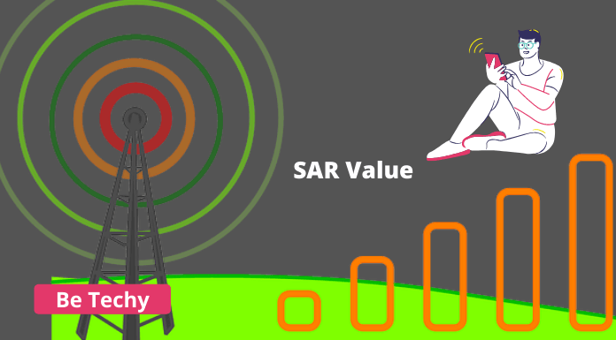 SAR Value in hindi