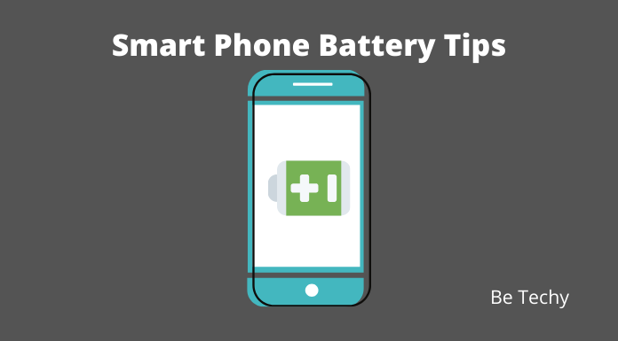 smart phone battery care hindi
