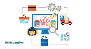 E-Commerce history in india