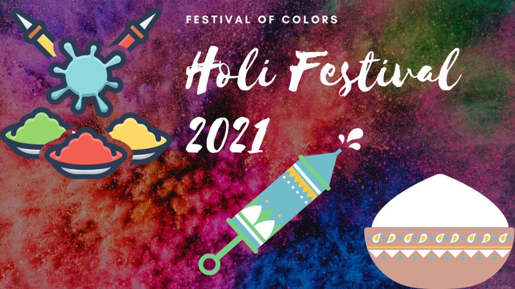 Holi Festival 2021